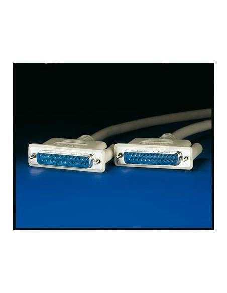 Câble DB25 et RS-232