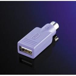 Adaptateur USB vers 2 PS2