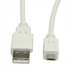 Câble USB 2.0 A mâle/Hirose mini 1.8m en vrac