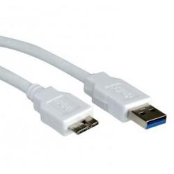 USB 3.0 Câble, A M - Micro A M 2.0m