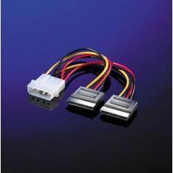 Câble d'alimentation int. serial ATA pour DD