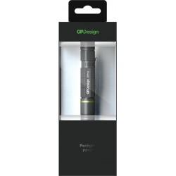 GP Design High Lumen Rechargeable Torch PR57 - Sirius