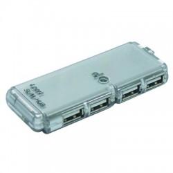 VALUE Hub USB 2.0 pour portables, 4 ports, sans adaptateur