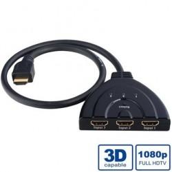 ATEN VS0801H Switch HDMI-A/V 8 ports et télécommande