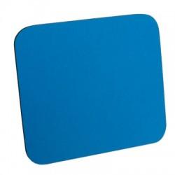 Tapis de souris avec repose poignet, bleu