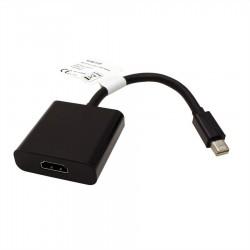 Adaptateur Mini DisplayPort-HDMI, MiniDP M - HDMI F