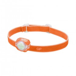 Lampe frontale GP CH31 40lumen 2X CR2025 Orange