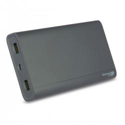Powerbank GP B20A gris 20.000 mAh 2 ports USB  2.1A