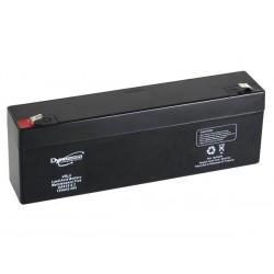 ACCU ACIDE-PLOMB 12V-2.2Ah 177.5x34x66mm