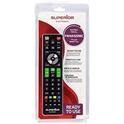Télécommande Superior compatible PANASONIC