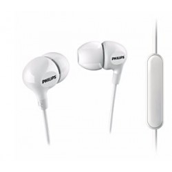 Ecouteurs intra-auriculaires avec micro - Blanc PHILIPS