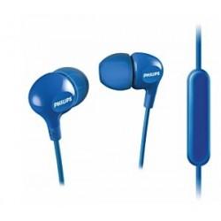 Ecouteurs intra-auriculaires avec micro  - Bleu PHILIPS