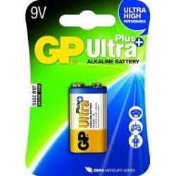 Blister 2 piles D - Mono ULTRA PLUS Alkaline GP