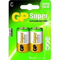 Blister 4 piles AA - Mignon SUPER  Alkaline GP