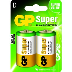 Blister 2 piles C - Baby SUPER Alkaline GP