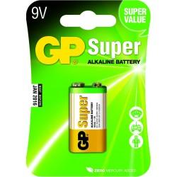 Blister 2 piles D - Mono SUPER  Alkaline GP