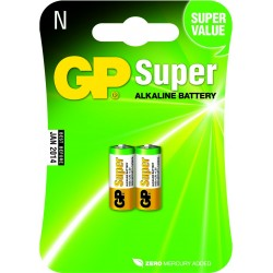 Blister 1 pile 9v - 6LR61 SUPER  Alkaline GP