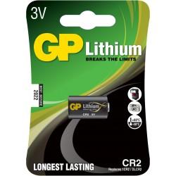 Blister 1 pile 123A - CR17335 llithium GP
