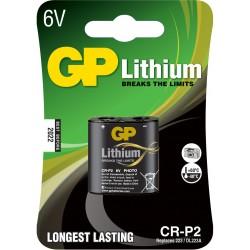 Blister 1 pile CR2 - CR17355 llithium GP