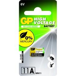 Blister 5 piles A76 - V13GA / L1154 - LR44 alkaline GP