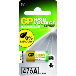 Blister 1 pile 625A - LR9 alkaline GP