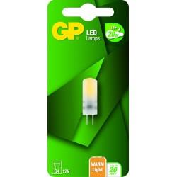 GP Ampoule LED CAPSULE G4 1,5W 20W