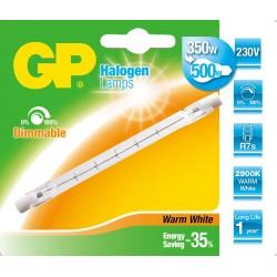 GP Ampoule Halogène Linéaire R7S 48W  60W 78mm