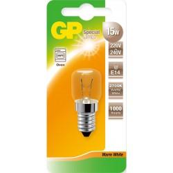 GP Ampoule Halogène SL HLES T25 pour hotte E14 28W 230V