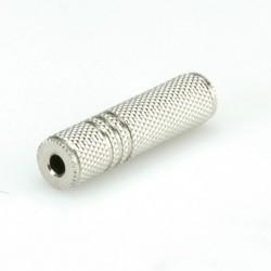Adaptateur 3,5mm 4pôles 1x M, 2x F